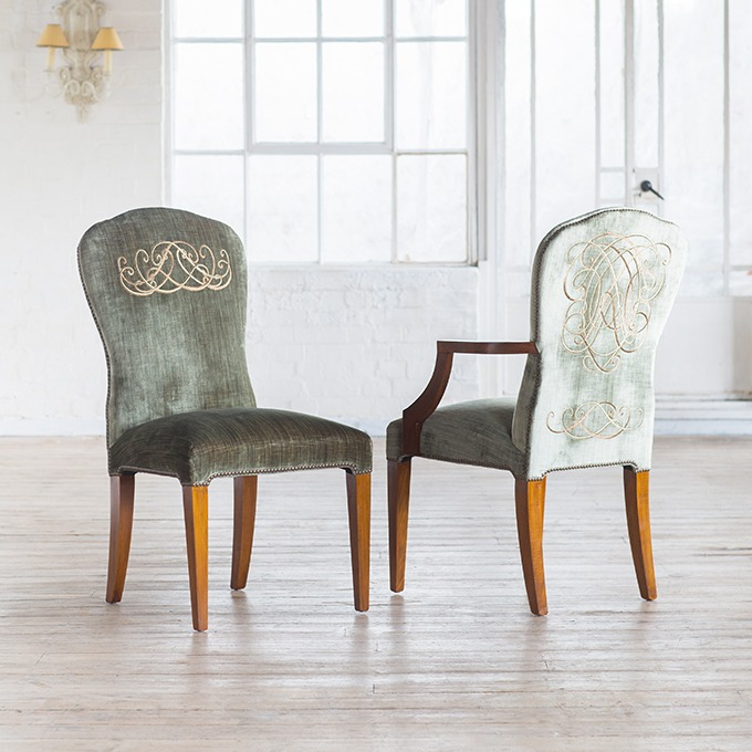 Blake Dining Chair - Beaumont & Fletcher