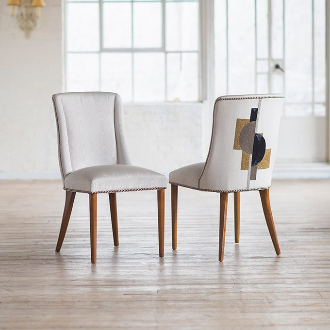 Calypso Dining Chair - Beaumont & Fletcher