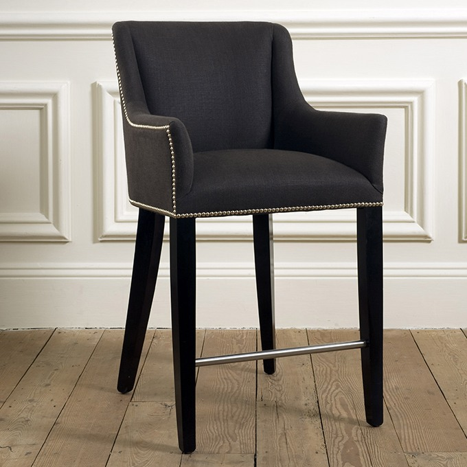 Kingsley Bar Stool - Beaumont & Fletcher
