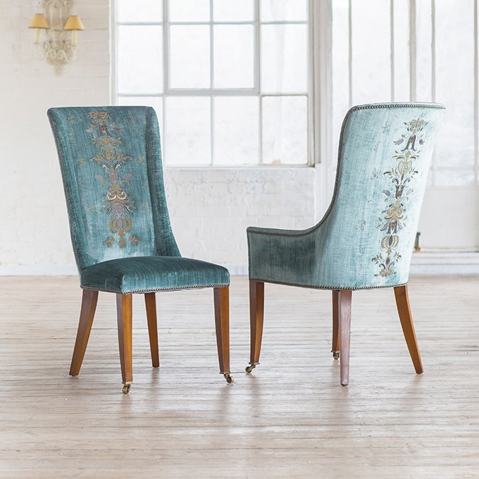 Kingsley Dining Chair - Beaumont & Fletcher