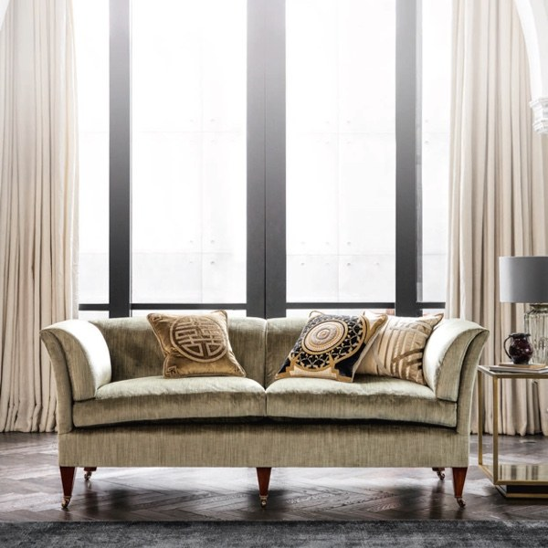 The Iconic Pompadour Sofa
