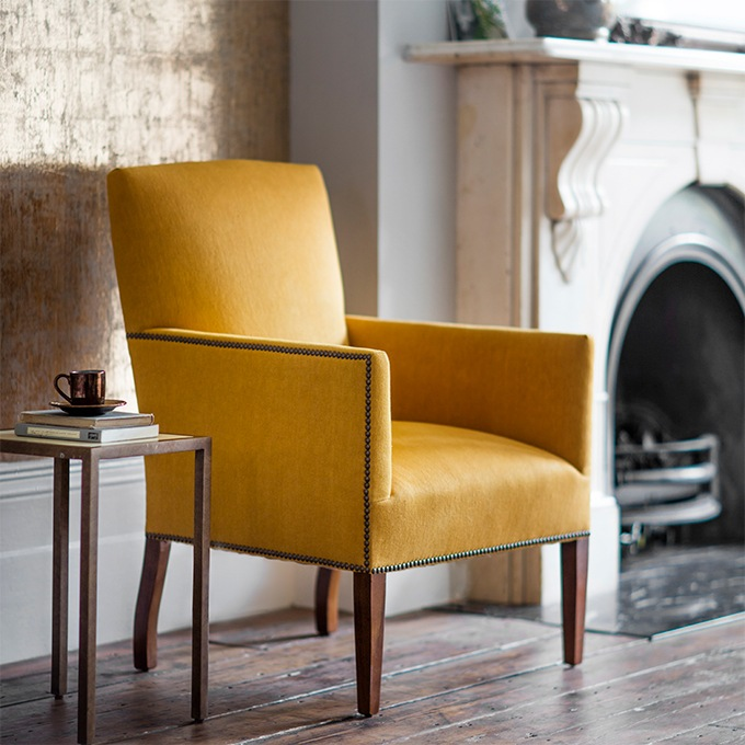 Nicholas Chair - Beaumont & Fletcher