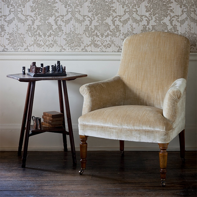 Oswald Chair - Beaumont & Fletcher