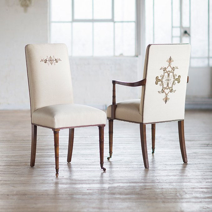 Pavilion Dining Chair - Beaumont & Fletcher