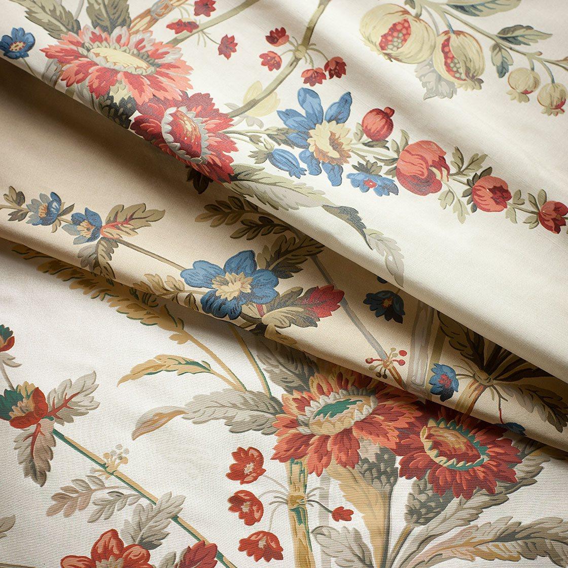 Amelia Printed Silk - Group - Beaumont & Fletcher - Beaumont & Fletcher