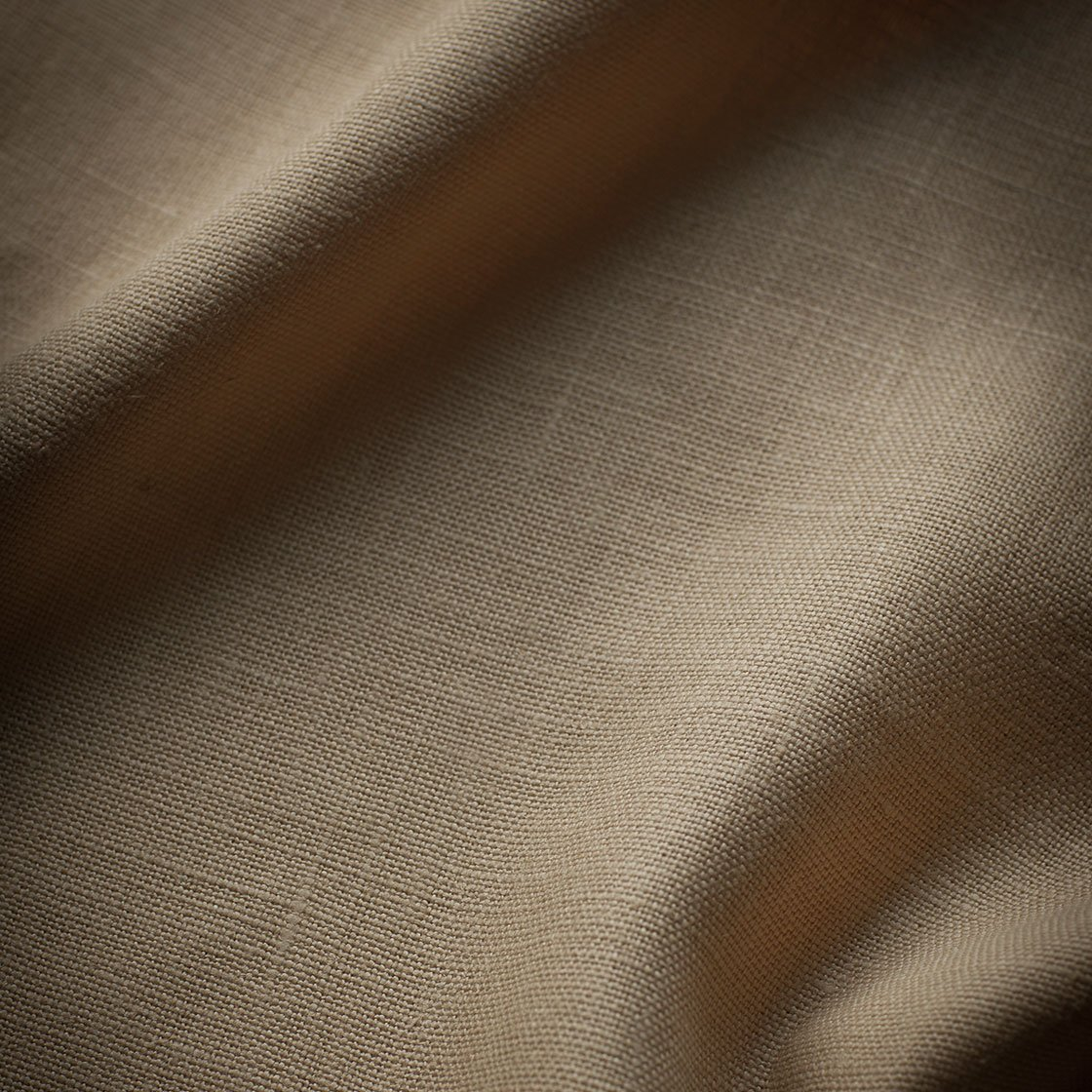 Bantry Linen - Dark Honey - Beaumont & Fletcher - Beaumont & Fletcher