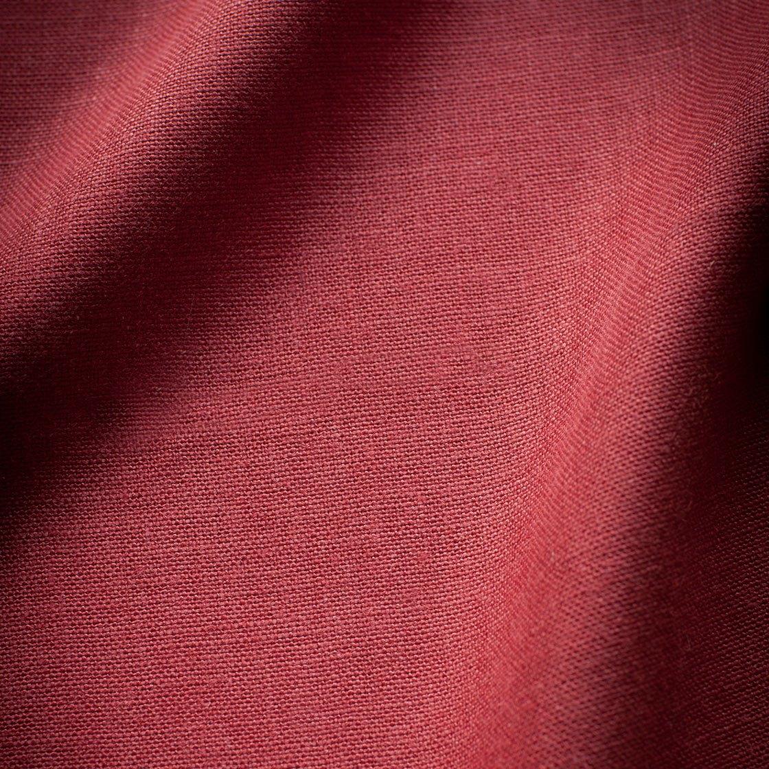Bantry Linen - Lacquer Red - Beaumont & Fletcher - Beaumont & Fletcher