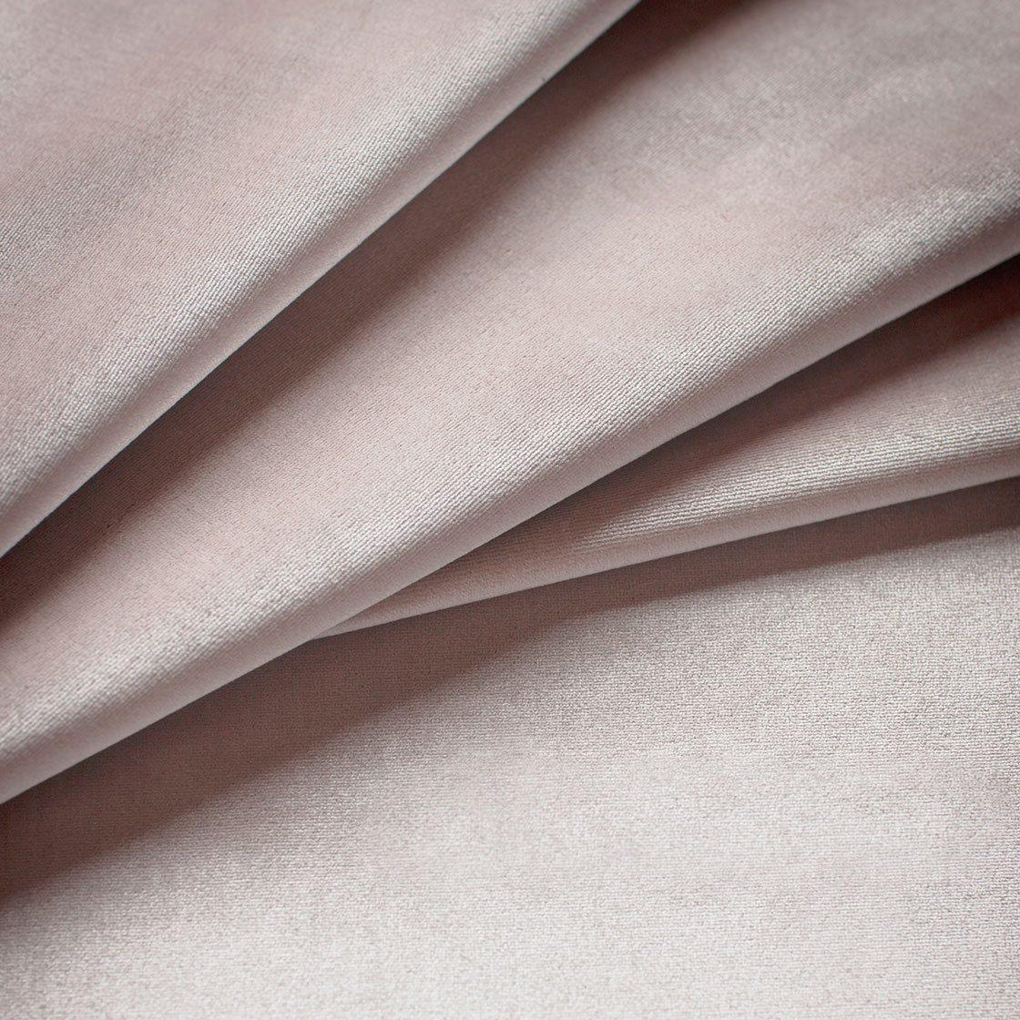 Capri Silk Velvet - Blush - Beaumont & Fletcher - Beaumont & Fletcher