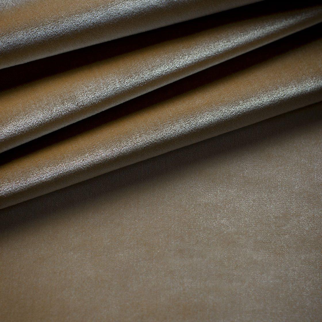 Capri Silk Velvet - Cinnamon - Beaumont & Fletcher - Beaumont & Fletcher