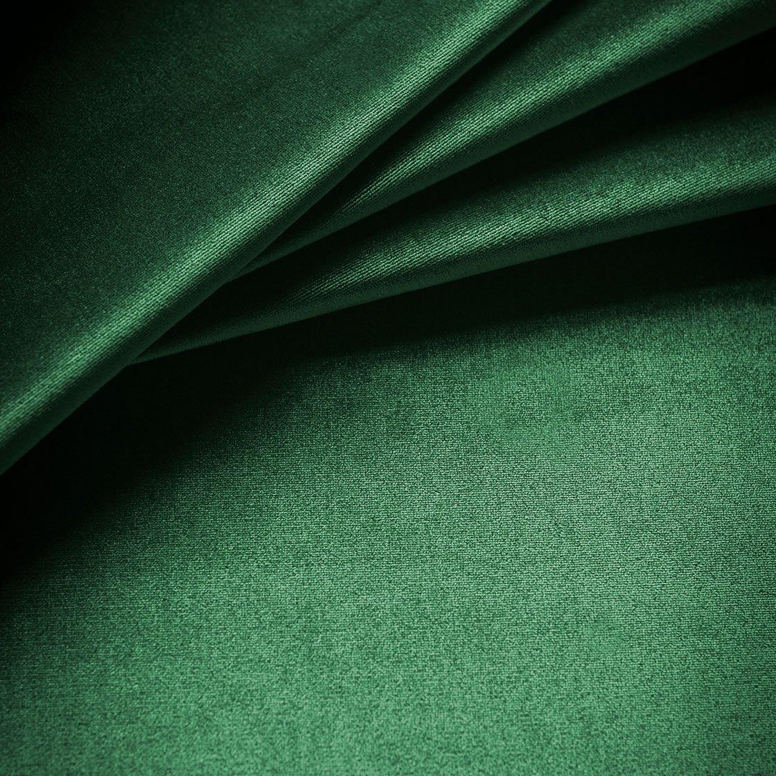 Capri Silk Velvet - Emerald - Beaumont & Fletcher - Beaumont & Fletcher