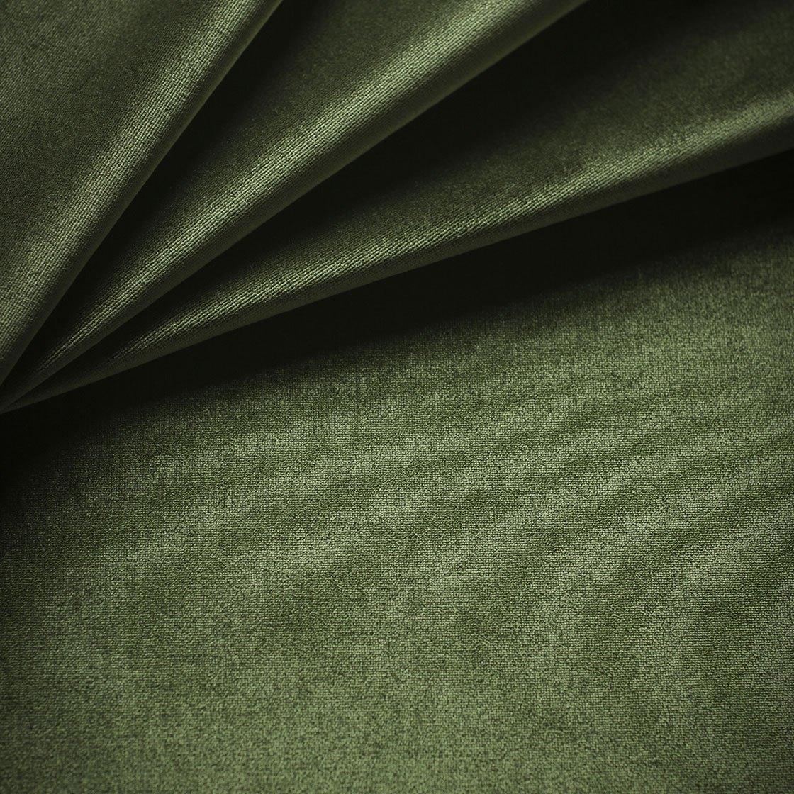 Capri Silk Velvet - Georgian Green - Beaumont & Fletcher - Beaumont & Fletcher