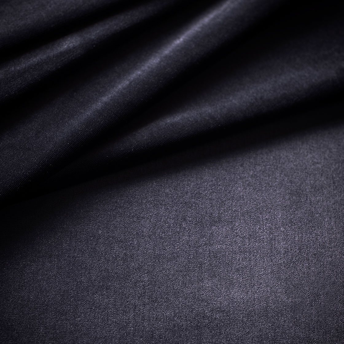 Capri Silk Velvet - Midnight - Beaumont & Fletcher - Beaumont & Fletcher