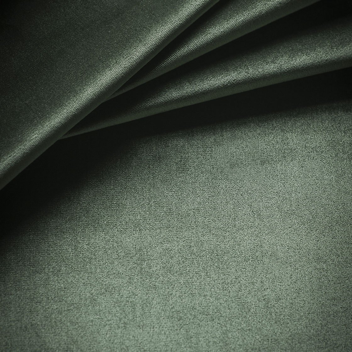 Capri Silk Velvet - Mistleotoe - Beaumont & Fletcher - Beaumont & Fletcher