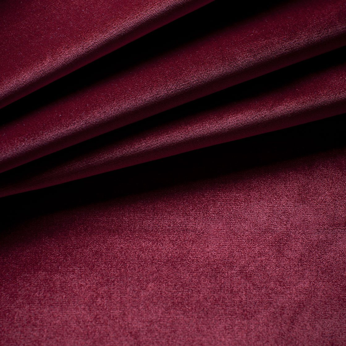 Capri Silk Velvet - Peony - Beaumont & Fletcher - Beaumont & Fletcher