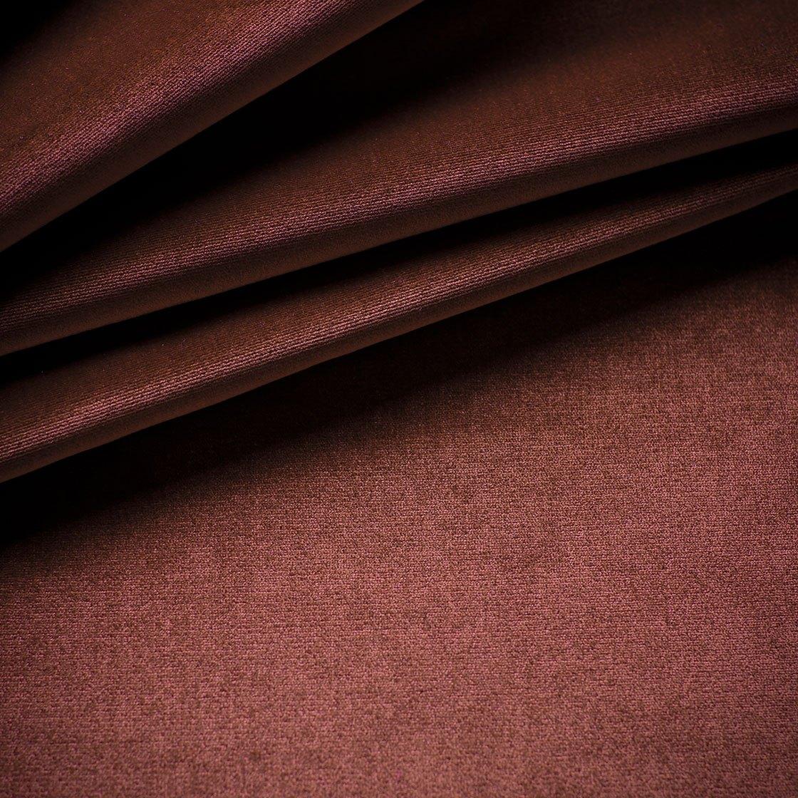 Capri Silk Velvet - Russet - Beaumont & Fletcher - Beaumont & Fletcher