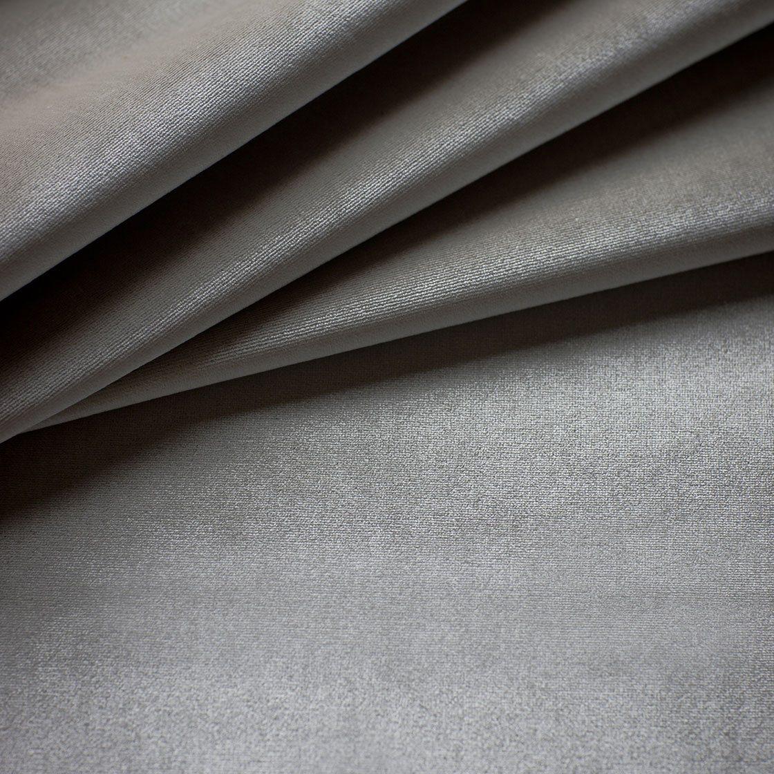 Capri Silk Velvet - Stone - Beaumont & Fletcher - Beaumont & Fletcher