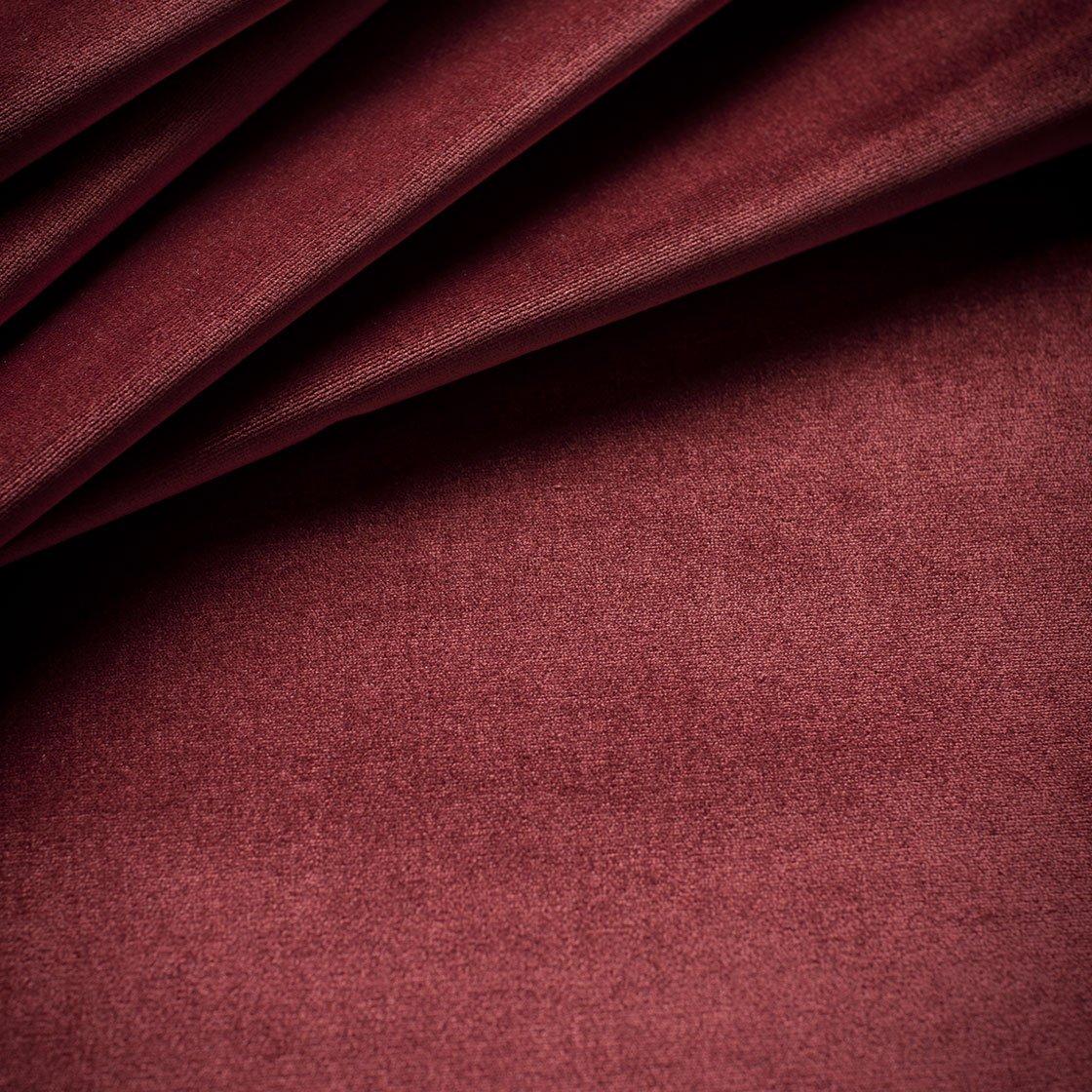 Capri Silk Velvet - Toledo Red - Beaumont & Fletcher - Beaumont & Fletcher