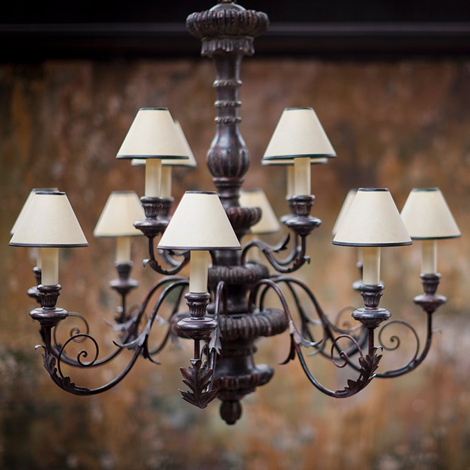 Chatsworth Chandelier - Beaumont & Fletcher