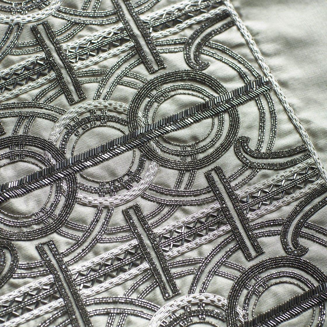 Circe on Lagan silk - Manhattan - Beaumont & Fletcher - Beaumont & Fletcher
