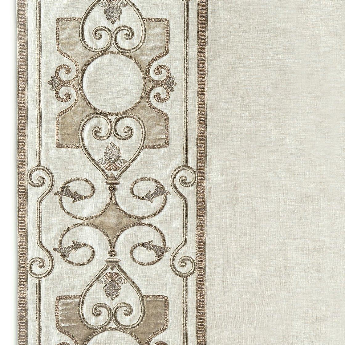 Cordoba on Lagan silk - Parmasan - Beaumont & Fletcher - Beaumont & Fletcher