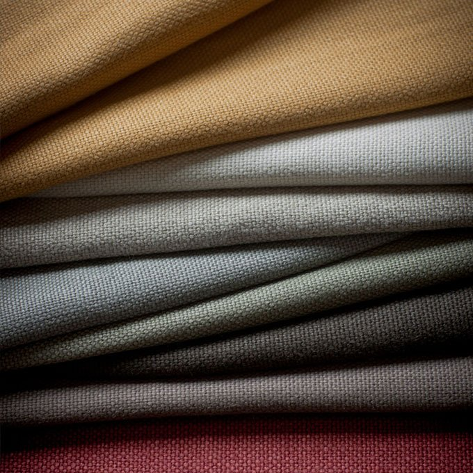 Donegal linen