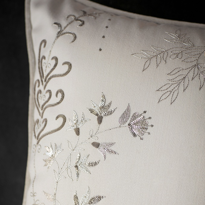 Moliere Cushion - Beaumont & Fletcher