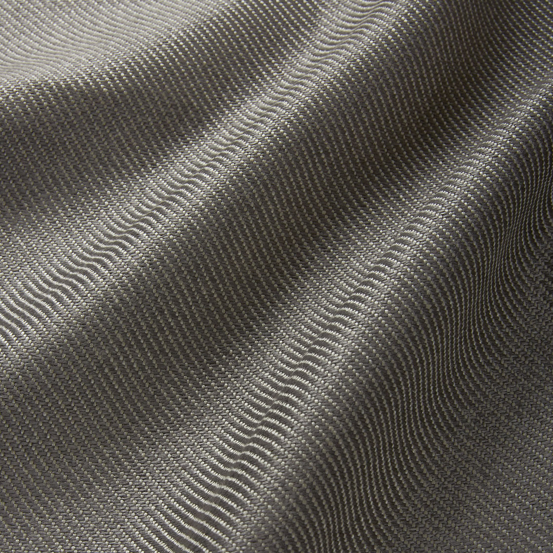 Novara Linen - Steel Grey - Beaumont & Fletcher - Beaumont & Fletcher