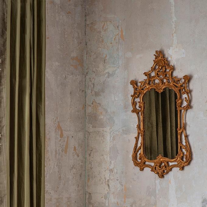 Rococo Mirror - Beaumont & Fletcher