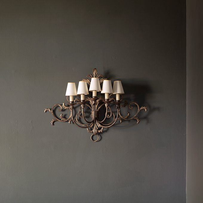 Siena Wall Light - Beaumont & Fletcher