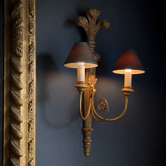 Windsor Wall Light - Beaumont & Fletcher