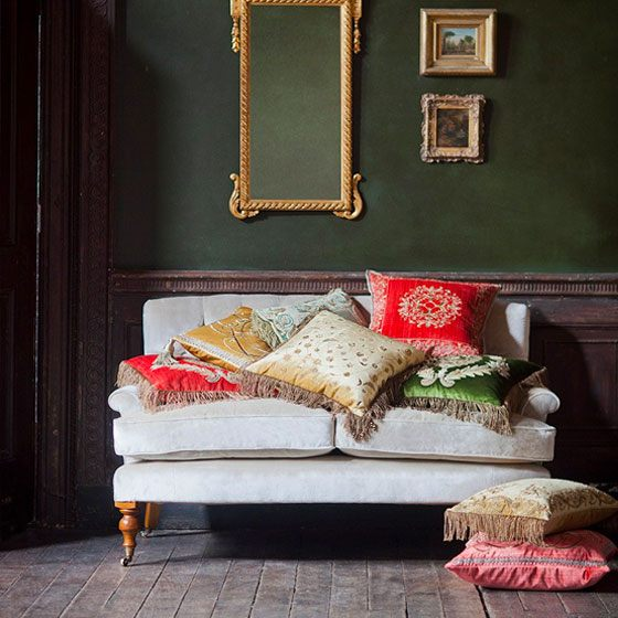 View Gallery - Our Cushions - Beaumont & Fletcher